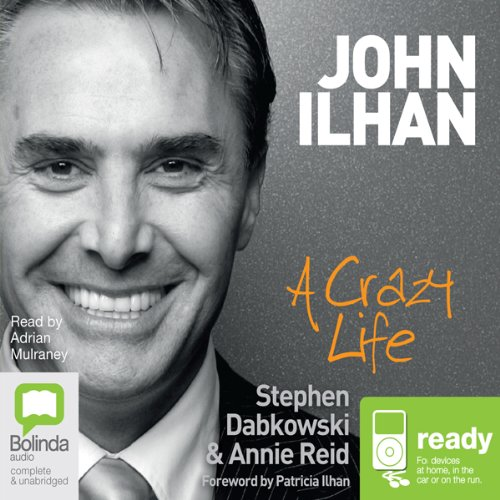 John Ilhan audiobook cover art