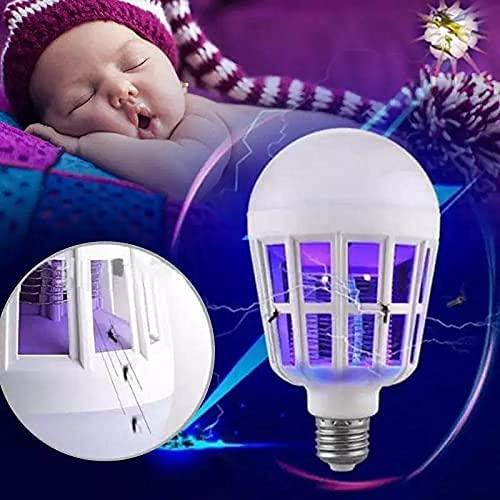 lampara para moscas fabricante Genérico