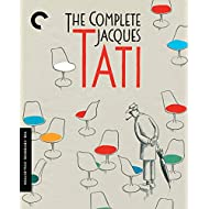 The Complete Jacques Tati (Jour de fête/Monsieur Hulot's Holiday/Mon oncle/PlayTime/Trafic/Parade) (The Criterion Collection) [Blu-ray]