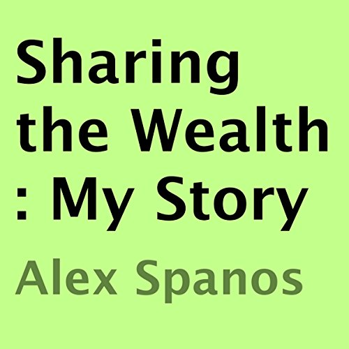 Sharing the Wealth audiobook cover art