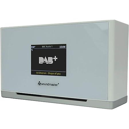 Soundmaster Ur240ww Dab Ukw Radiowecker Farbdisplay Elektronik