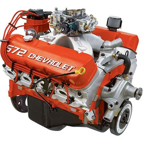 Crate Engine, ZZ 572, 621 HP, Big Block Chevy, Each