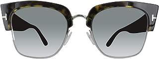 Kính mắt nữ cao cấp – FT0554 52X Dark Havana Dakota Retro Sunglasses Lens Category 2 Lens Mi