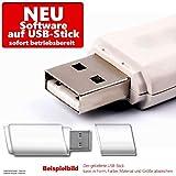 Linux Ubuntu Aktuell ~64bit USB Live Stick *direkt vom USB Stick Bootfähig