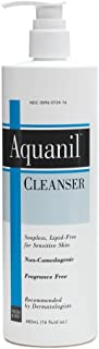 Aquanil Lotion A Gentle, Soapless Lipid-Free Cleanser - 16 fl oz