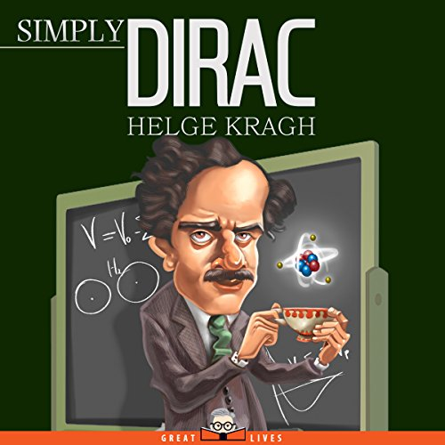 Simply Dirac audiobook cover art