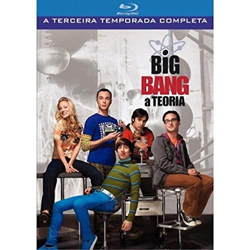 Big Bang Theory 3A Temporada [Blu-ray]