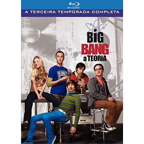 Big Bang Theory 3A Temporada [Blu-ray]