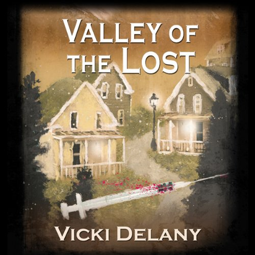 Valley of the Lost audiobook cover art