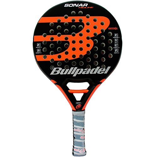 BullPadel Sonar Raquette de padel Orange
