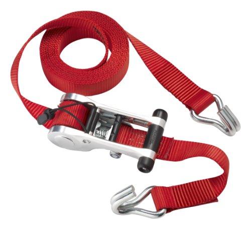 MASTER LOK - 3233EURDAT - sjorband met ratel en punthaak Nieuw design - 4,50m x 35mm