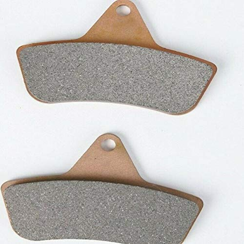 New Front Metal Brake Pads Replacement For MZ ETZ 301cc 1990 Motorcycles