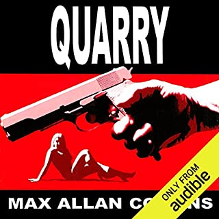 Quarry     A Quarry Novel, Book 1              By:                                                                                                                                 Max Allan Collins                               Narrated by:                                                                                                                                 Christopher Kipiniak                      Length: 7 hrs and 15 mins     5 ratings     Overall 4.0