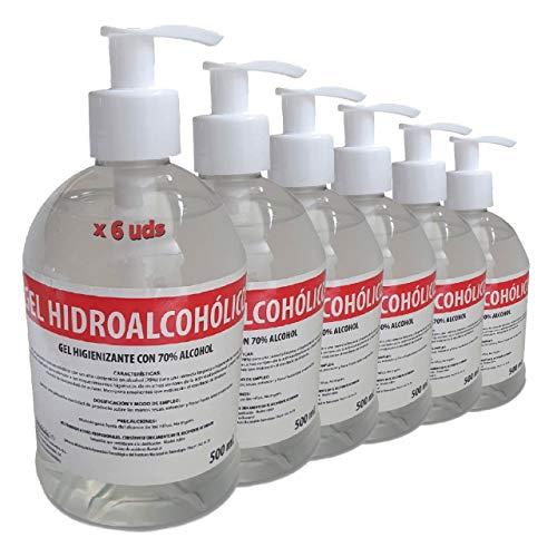 Dosificador Gel Hidroalcoholico Niños Marca DeAGUS