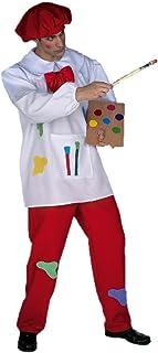 Disfraz pintor adulto. Talla 50/52.