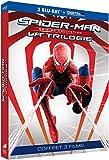 Trilogie 2 + Spider-Man 3 [Collection Origines-Blu-Ray + Copie Digitale] [Import Italien]