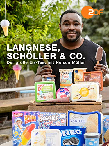 Langnese, Schöller & Co. - Der große Eis-Test mit Nelson Müller