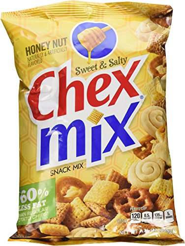 Chex Mix Sweet N Salty Honey Nut, 8.75 oz (Pack of 3)