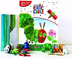 My Busy Book : Eric Carle