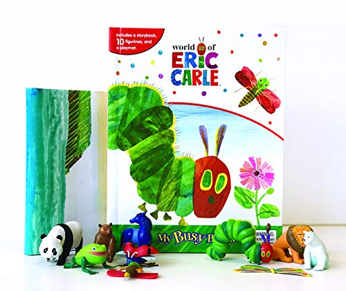 Compare Textbook Prices for Eric Carle My Busy Book  ISBN 9782764335475 by Phidal Publishing Inc.