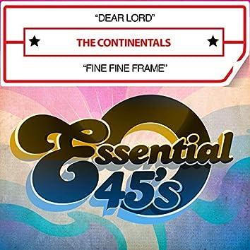 Dear Lord / Fine Fine Frame (Digital 45)