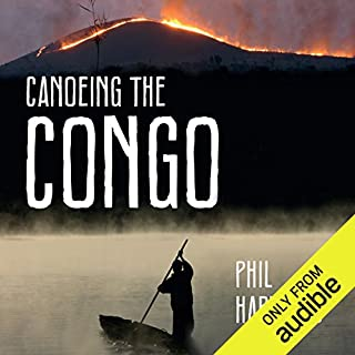 Canoeing The Congo cover art