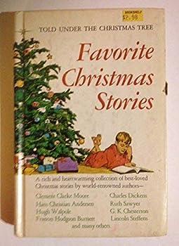 Paperback Favorite Xmas Storys Book