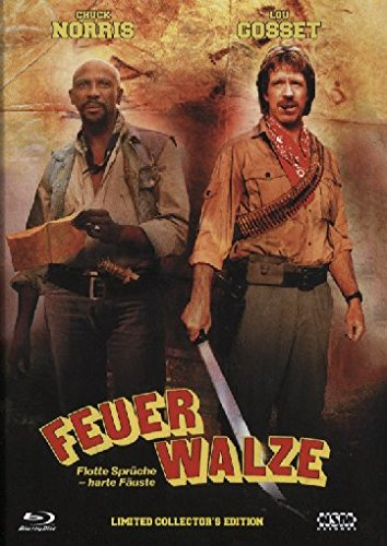 Feuerwalze [Blu-ray] [Limited Collector's Edition]
