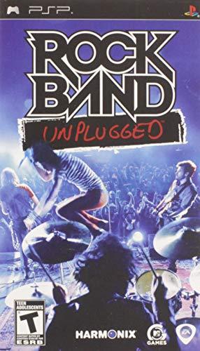 PSP Rock Band Unplugged Import Américain [Edizione: Francia]