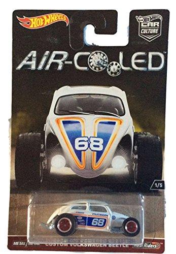 Hot Wheels 1:64 Scale Air-Cooled Car Culture Custom Volkswagen Beetle 1/5