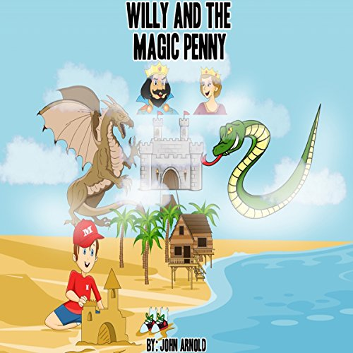 Willy and the Magic Penny audiobook cover art