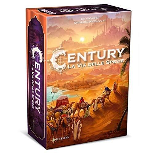 Plan B Games Strategie-Spiel Century Spice Road