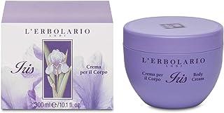 L 'erbolario Iris Crema Corporal, 1er Pack (1x 300ml)