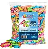 Tootsie Candy - Tootsie Fruit Chews - Tootsie Frooties - Bulk Candy - 3 Pound (Fruit Chews)