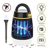 Wesimplelife Bug Zapper,Mosquito Killer UV Lamp Fly Zapper Camping Lantern LED 3 in
