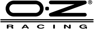 OZ Racing - Sticker Graphic - Auto, Wall, Laptop, Cell, Truck Sticker for Windows, Cars, Trucks