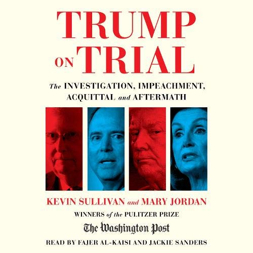 Trump on Trial cover art