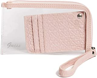 Women's Clear Pouch and Card Case Set