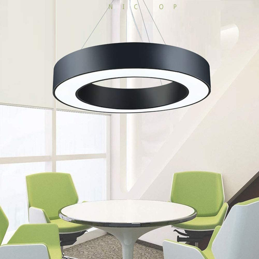 Chandelier Lighting Fixture LED Pendant New product! New type Hollow Offic Circle Lamp Japan Maker New