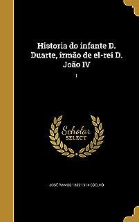 Historia Do Infante D. Duarte, Irmao de El-Rei D. Joao IV; 1