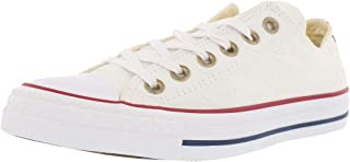 Converse Womens Chuck Taylor All Star Low Sneakers White/Casino/White Womens