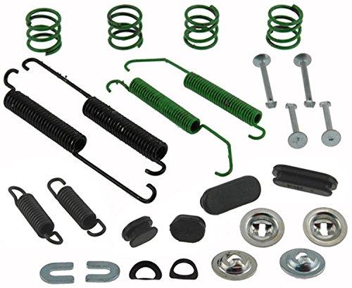 ACDelco 18K1774 Professional Rear Drum Brake Shoe Adjuster and Return Spring Kit