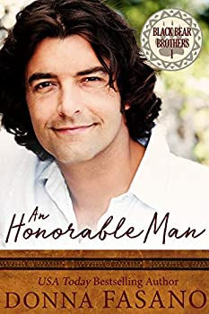 An Honorable Man  The Black Bear Brothers Book 1