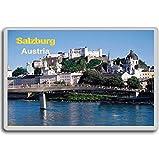 Photosiotas Salzburg/Österreich/Kühlschrank/Magnet.