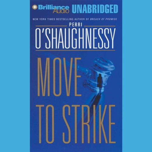 Move to Strike audiobook cover art