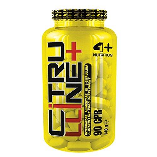 CITRULLINE+ [90 CPS] - 4+ NUTRITION - 1000mg di Citrullina per compressa