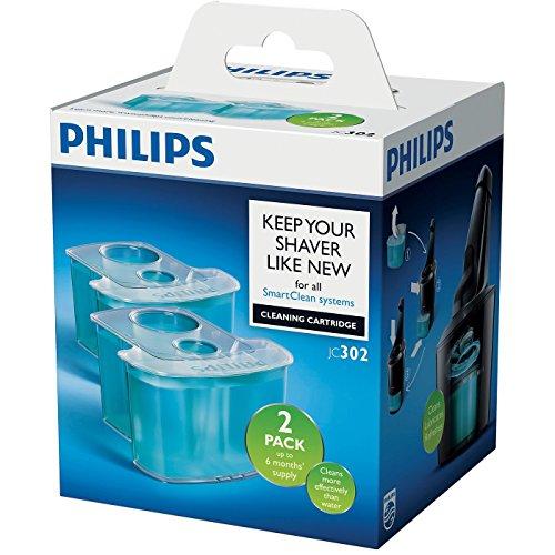 Philips JC302/50 - Cartuchos de limpieza con sistema de filt