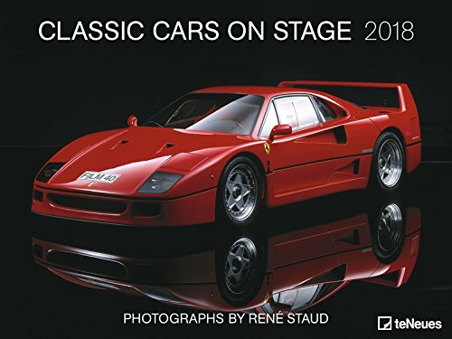 Classic Cars on stage 2018 - René Staud: Posterkalender