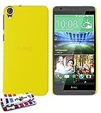 Muzzano F1409049 - Funda para HTC Desire 820, color amarillo