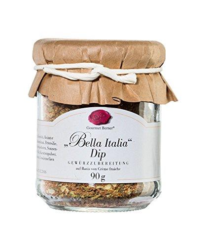 Gourmet Berner, Bella Italia-Dip im 90g Glas